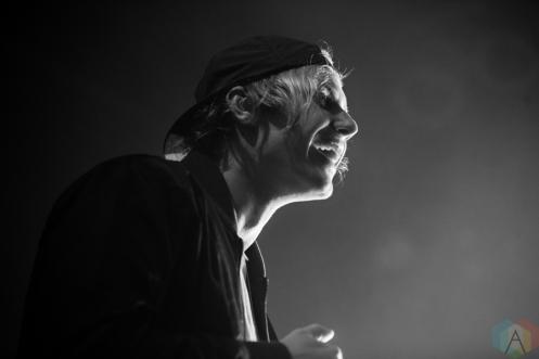 Rufus Du Sol performs at the Phoenix Concert Theatre in Toronto on November 8, 2016. (Photo: Shahnoor Ijaz/Aesthetic Magazine)
