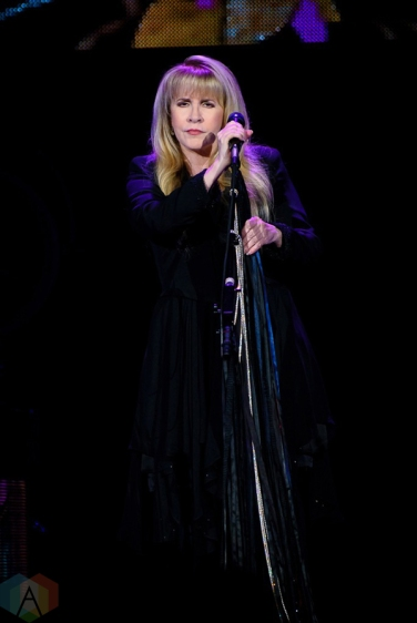 Stevie Nicks performs at the Air Canada Centre in Toronto on November 29, 2016. (Photo: Angelo Marchini/Aesthetic Magazine)