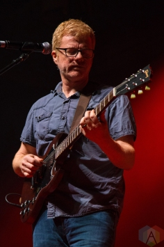 The New Pornographers perform at the Metro Toronto Convention Centre in Toronto on November 25, 2016 during the 2016 Grey Cup Festival. (Photo: Mike Fowler/Aesthetic Magazine)