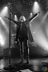 Taylor Momsen of The Pretty Reckless performs at the Phoenix Concert Theatre in Toronto on November 13, 2016. (Photo: Sue Sadzak/Aesthetic Magazine)