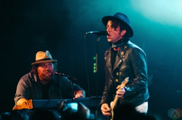 The Trews perform at the Commodore Ballroom in Vancouver on November 12, 2016. (Photo: Timothy Nguyen/Aesthetic Magazine)