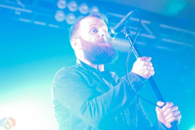 The Wonder Years perform at the Ritz Ybor in Tampa, Florida on November 17, 2016. (Photo: Jordan Miller/Aesthetic Magazine)