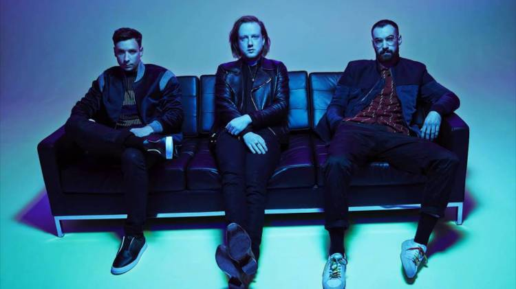 """<strong>Two Door Cinema Club went on an 18-month """"self imposed hiatus"""" prior to recording their new album, Gameshow."""