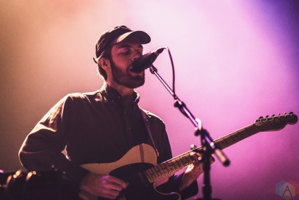 Wild Nothing performs at the Jefferson Theater in Charlottesville, Virginia on November 16, 2016. (Photo: Joey Wharton/Aesthetic Magazine)