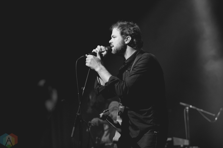 Wintersleep performs at the Commodore Ballroom in Vancouver on November 19, 2016. (Photo: Isaac Wray/Aesthetic Magazine)