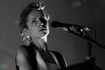 Agnes Obel performs at the Albert Hall in Manchester on November 30, 2016. (Photo: Gunnar Mallon/Aesthetic Magazine)