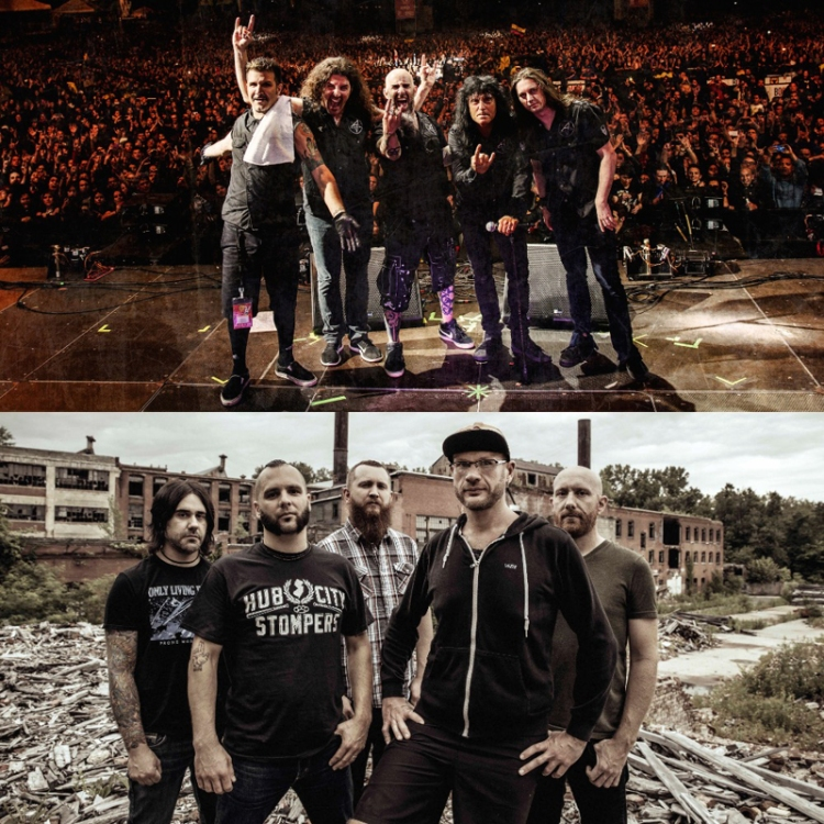 anthrax and killswitch engage announce 2017 coheadline