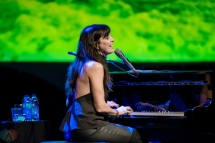 Chantal Kreviazuk performs at the Danforth Music Hall in Toronto on December 1, 2016. (Photo: Orest Dorosh/Aesthetic Magazine)