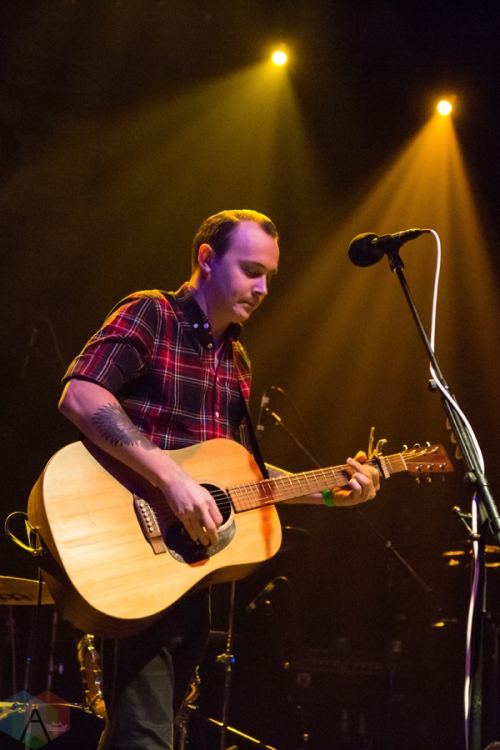Chris Cresswell performs at the Danforth Music Hall in Toronto on December 14, 2016. (Photo: Katrina Lat/Aesthetic Magazine)