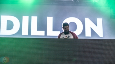 Dillon Francis performs at Reaction NYE at the Donald E. Stephenson Convention Center in Rosemont, IL on December 30, 2016. (Photo: Taylor Ohryn/Aesthetic Magazine)