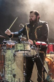 Mariachi El Bronx performs at the Danforth Music Hall in Toronto on December 30, 2016. (Photo: David McDonald/Aesthetic Magazine)