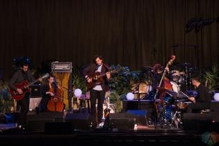 Matt Holubowski performs at Massey Hall in Toronto on November 30, 2016. (Photo: Morgan Hotston/Aesthetic Magazine)