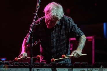 Mike Dillon performs at the Danforth Music Hall in Toronto on December 30, 2016. (Photo: David McDonald/Aesthetic Magazine)