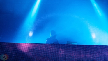Mr. Carmack performs at Reaction NYE at the Donald E. Stephenson Convention Center in Rosemont, IL on December 30, 2016. (Photo: Taylor Ohryn/Aesthetic Magazine)