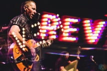 Reverend Horton Heat performs at the National in Richmond, VA on December 9, 2016. (Photo: Joey Wharton/Aesthetic Magazine)