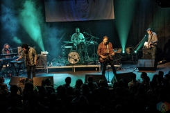 Wintersleep performs at the Guelph Concert Theatre in Guelph, ON on December 3, 2016. (Photo: Dan Fischer/Aesthetic Magazine)