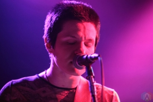 Big Thief performs at Schubas Tavern in Chicago on January 11, 2017. (Photo: Brigid Gallagher/Aesthetic Magazine)