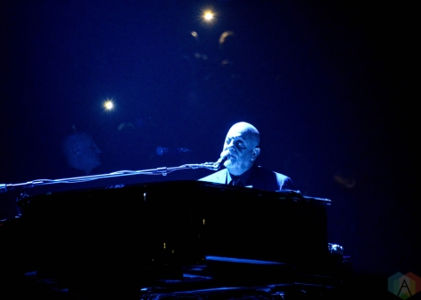 Billy Joel performs at Madison Square Garden in New York City on January 11, 2017. (Photo: Alx Bear/Aesthetic Magazine)