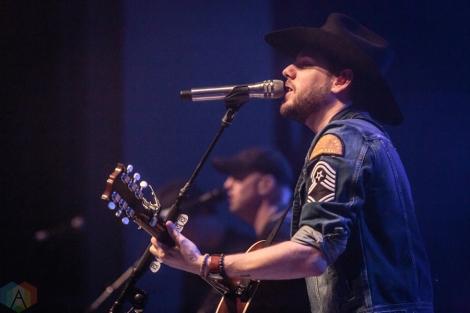 Photos: Brett Kissel, The Abrams @ The Danforth MusicHall