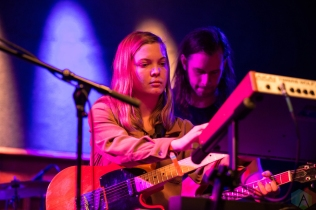 Campdogzz performs at Schubas Tavern in Chicago on January 11, 2017. (Photo: Brigid Gallagher/Aesthetic Magazine)