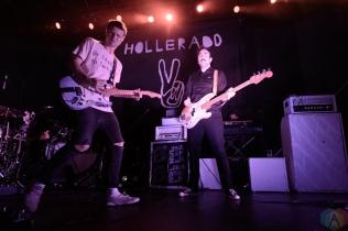 Hollerado performs at Rebel in Toronto on January 20, 2017. (Photo: Julian Avram/Aesthetic Magazine)