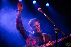 Hoops performs at Schubas Tavern in Chicago on January 11, 2017. (Photo: Brigid Gallagher/Aesthetic Magazine)