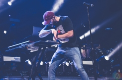 Jon Bellion performs at Barclays Center in Brooklyn, New York on January 20, 2017. (Photo: Saidy Lopez/Aesthetic Magazine)