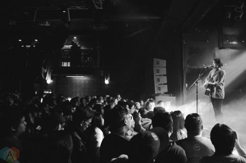 Kina Grannis performs at the Mod Club in Toronto on January 28, 2017. (Photo: Jessie Lau/Aesthetic Magazine)