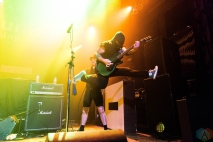 Masked Intruder performs at the House of Blues in Chicago on January 23, 2017. (Photo: Katie Kuropas/Aesthetic Magazine)