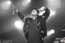 One Ok Rock performs at Rebel in Toronto on January 17, 2017. (Photo: Katrina Lat/Aesthetic Magazine)