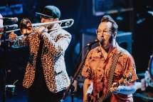 Reel Big Fish performs at the Phoenix Concert Theatre in Toronto on January 13, 2017. (Photo: Francesca Ludikar/Aesthetic Magazine)