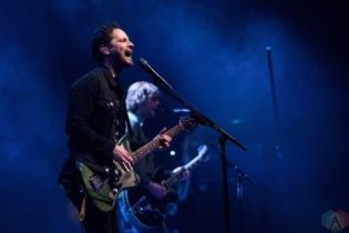 Sam Roberts Band performs at Rebel in Toronto on January 20, 2017. (Photo: Julian Avram/Aesthetic Magazine)