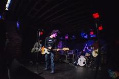 Title Fight performs at the Velvet Underground in Toronto on January 8, 2017. (Photo: Morgan Hotston/Aesthetic Magazine)