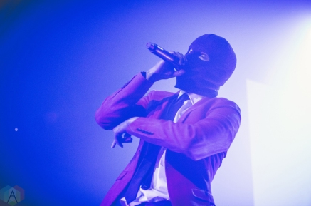 Twenty One Pilots perform at Barclays Center in Brooklyn, New York on January 20, 2017. (Photo: Saidy Lopez/Aesthetic Magazine)
