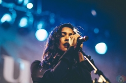 Us The Duo performs at the Vogue Theatre in Vancouver on January 27, 2017. (Photo: Timothy Nguyen/Aesthetic Magazine)