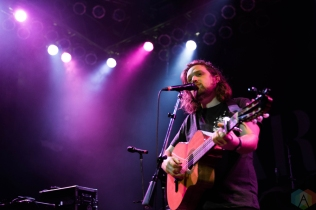 Will Varley performs at the House of Blues in Chicago on January 23, 2017. (Photo: Katie Kuropas/Aesthetic Magazine)