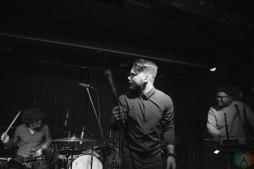 Arizona performs at the Drake Hotel in Toronto on January 31, 2017. (Photo: Morgan Hotston/Aesthetic Magazine)