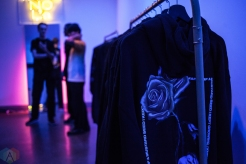 """Fans shop at Big Sean's """"I Decided"""" pop-up shop at 12 Ossington Ave in Toronto on February 3, 2017. (Photo: Shahnoor Ijaz/Aesthetic Magazine)"""