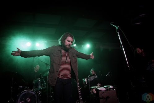 Bros performs at Hillside Inside in Guelph on February 9, 2017. (Photo: Dan Fischer/Aesthetic Magazine)