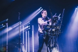 Busted performs at the O2 Apollo Manchester in Manchester, UK on February 16, 2017. (Photo: Priti Shikotra/Aesthetic Magazine)