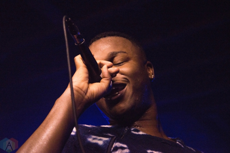 Cakes Da Killa performs at the Velvet Underground in Toronto on February 14, 2017. (Photo: Morgan Hotston/Aesthetic Magazine)