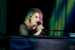 Coeur De Pirate performs at the Danforth Music Hall in Toronto on February 4, 2017. (Photo: Orest Dorosh/Aesthetic Magazine)