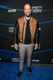 Common attends the 2017 DIRECTV NOW Super Saturday Night Concert at Club Nomadic on February 4, 2017 in Houston, Texas. (Photo: Frazer Harrison/Getty)