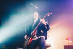 Dead performs at the O2 Ritz Manchester in Manchester, UK on February 17, 2017. (Photo: Priti Shikotra/Aesthetic Magazine)