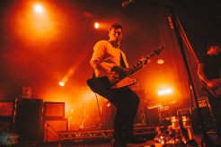 Deaf Havana performs at the O2 Ritz Manchester in Manchester, UK on February 17, 2017. (Photo: Priti Shikotra/Aesthetic Magazine)