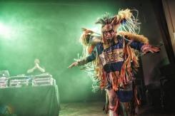 DJ Shub performs at Hillside Inside in Guelph on February 11, 2017. (Photo: Dan Fischer/Aesthetic Magazine)