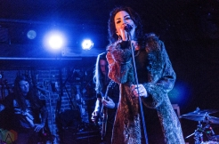 Dorothy performs at the Mercury Lounge in New York City on February 26, 2017. (Photo: Saidy Lopez/Aesthetic Magazine)