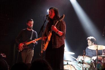 Lucy Dacus performs at the Opera House in Toronto on February 13, 2017. (Photo: Theo Rallis/Aesthetic Magazine)