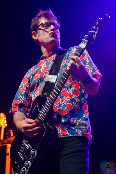 Me First and the Gimme Gimmes perform at the O2 Ritz Manchester on February 22, 2017. (Photo: Gunnar Mallon/Aesthetic Magazine)