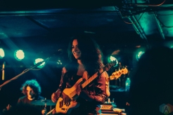 Muna performs at Subterranean in Chicago on February 18, 2017. (Photo: Kris Cortes/Aesthetic Magazine)